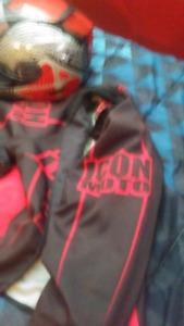 Kits jacket plus casques