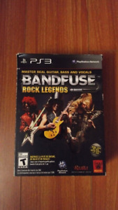 Band Fuse: Rock Legends (9/10)