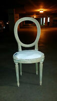 Antique Louis XVI Dining Chairs shells