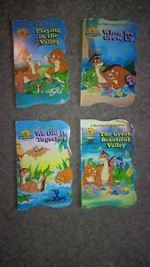Land Before Time books