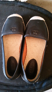 Brand new size 7 Coach shoes