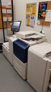 Xerox 550 Printer - Excellent Condition Production Printer