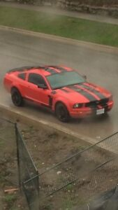 **2005 Ford Mustang**