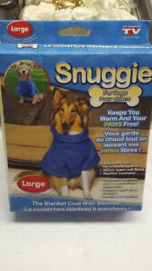 Snuggie for Dogs as Seen on TV *NEW*