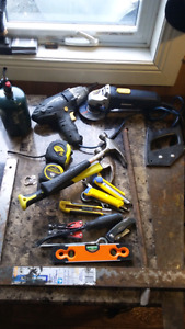 ALL TOOLS FOR SALE ALL FOR $50 FIRM