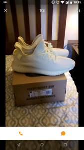"Yeezy 350 V2 ""BUTTER"" SIZE 11 DS"
