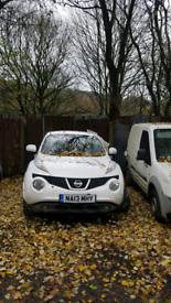 Breaking / parts: Nissan juke 2013