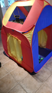 Kids ball tent - great for any play room