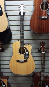 Fender CDS60CE Acoustic guitar