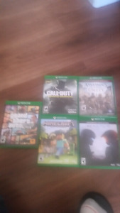 Xbox one games need gone today