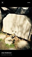 Water TANKS - great condition- rarely used