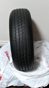 2 Toyo Proxes A18 M+S no snowflake tires like new