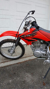 2005 Honda Crf 100f in EXCELLENT CONDITION