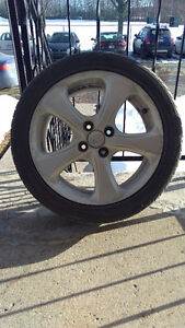 4 mags low profile hyundai accent