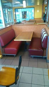 Upholstery service to restaurants booths / chairs Cambridge Kitchener Area image 7