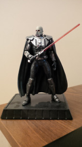 Star Wars Darth Malgus Statue - great condition!