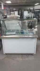 STEAM TABLE/HOT TABLE BRAND NEW AMAZING PRICE