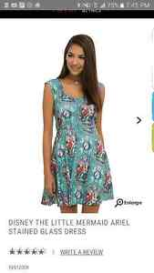 Disney little mermaid dress 16-18