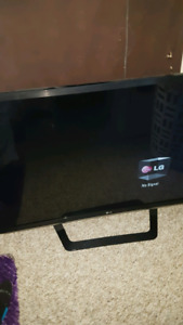 "47"" LG TV for sale"