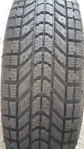 Set of 4 Snow Tires Firestone Winterforce 195 70 R14 91S