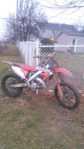 Honda cr125 2t