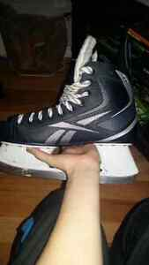 $130 OBO or trades for skates and stick
