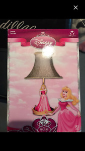Authentic Disney princess Aurora lamp