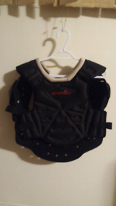 Used Motocross Chest, Back and Shoulder Armor