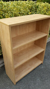FREE DELIVERY Turnstone Quality Birch or Maple Finish Bookcase