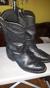 MENS MOTORCYCLE BOOTS   sz 12