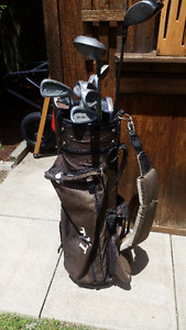 Adult right handed golf clubs