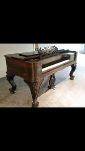Haines Bros Square Grand Piano