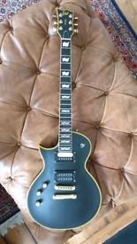 Left Handed ESP LTD 1000EC Deluxe