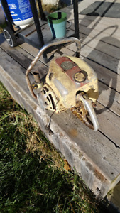 old iel pioneer chainsaw