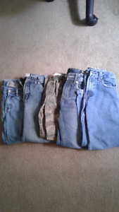 Boys Jean's size 7 and 8