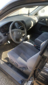 2000 Mazda Protege FOR SALE! $1000 OR OBO!!!! IN GREAT CONDITION