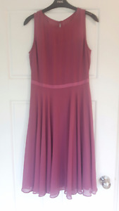 Hobbs London Pink Dress