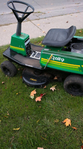 Small lawn tractor for sale