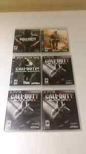 Call of duty ps3 games