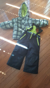Two-Piece Snowsuit