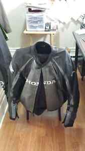 kevlar honda certified racing jacket