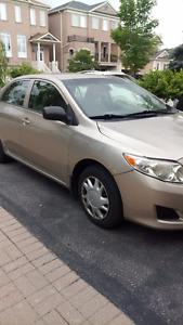 2010 Toyota Corolla Other
