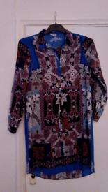 Two beautiful shirt dresses