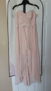 Le Chateau Hi Low Hem Prom or Evening Gown