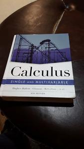 Book calculus
