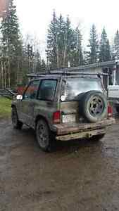 1990 Chevrolet Tracker SUV, Crossover Prince George British Columbia image 4