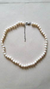 Brand New Freshwater Pearl Necklace #760