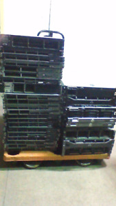 Assortment of used servers Dell/HP