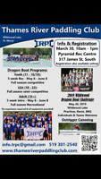 Dragon Boat Racing Information and Registration