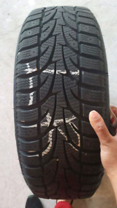 New Winter Tires with Rims $350